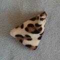 Hračka pro kočky - leopardí sáček s kozlíkem lékařským
